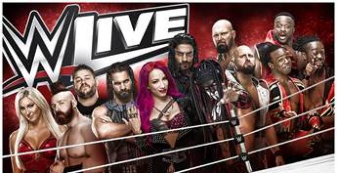 Torna  a Maggio in Italia il WWE LIVE